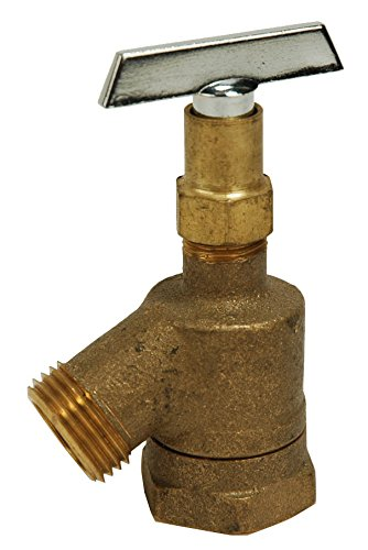 1-Inch Bent Nose Loose Key Garden Valve - By Plumb USA