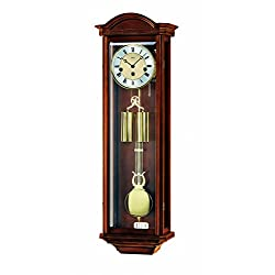 AMS Regulator wall clock, 8 day running time from R2672/1