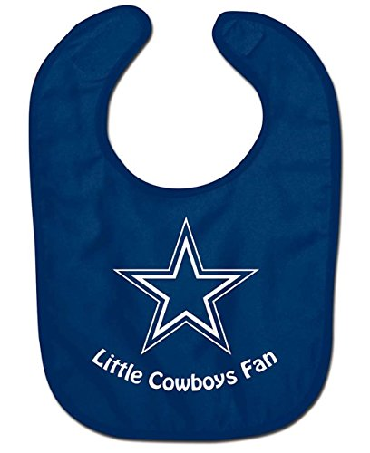 Nfl Dallas Cowboys Clothing (NFL Dallas Cowboys WCRA2047614 All Pro Baby Bib)