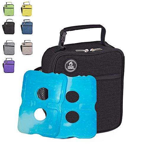 insulated adult lunchbags - 3