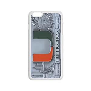 miami hurricanes Phone Case for iPhone 6 Case