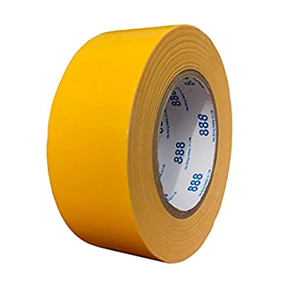 MG888 Duct Tape 1.88 Inches x 60 Yards, Duct Tape for Crafts, DIY, Repairs, Indoor Outdoor Use, Book Repair, Must Have Garage Tool