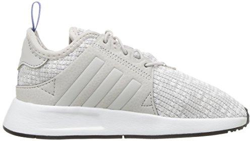 Adidas El M Boys' Originals 7 X white I plr Sneaker Grey Us Infant rIwrZSqxA
