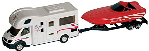 Prime Products 27-0027 Class C and Speed Boat Action Toy (Best Motorhome For Towing)