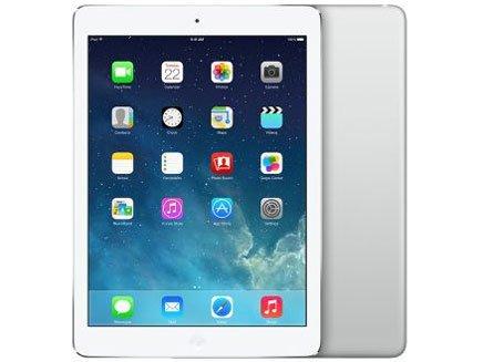 Apple iPad Air Wi-Fiモデル 128GB ME906J/A アップル アイパッド エアー ME906JA シルバー