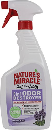 Natures Miracle Spray Lavender Scent