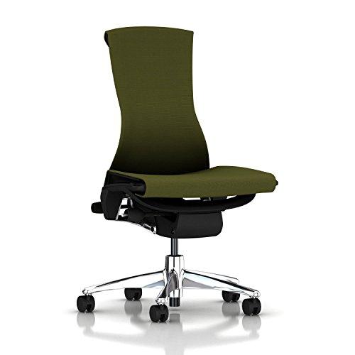 Herman-Miller-Embody-Chair-Armless-Graphite-FrameAluminum-Base-Hard-Floor-Casters