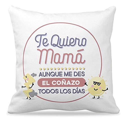 Getsingular Cojines con Mensaje Día de la Madre | Cojín ...