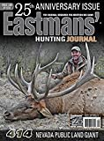 img - for Eastmans' Hunting Journal 25th Anniversary Issue August September 2012 book / textbook / text book