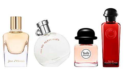 Hermes Deluxe Miniature Fragrance Set