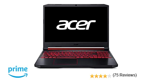 Acer Nitro 5 - Ordenador portátil Gaming 15.6