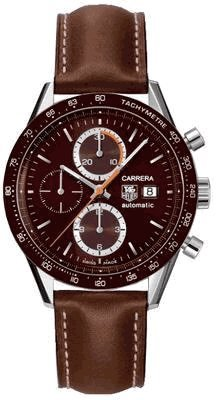 Tag Heuer Carrera Chronograph Mens Watch CV2013.FC6234 Wrist Watch (Wristwatch)