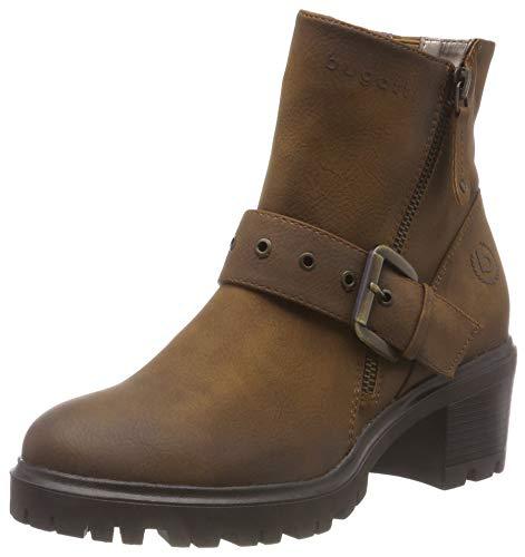 Bugatti 431576305900 Boots Cognac 6300 Ankle Women's rpwq7r