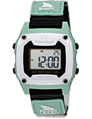 Freestyle Unisex 10025471 Shark Classic Mini Digital Display Japanese Quartz Black Watch