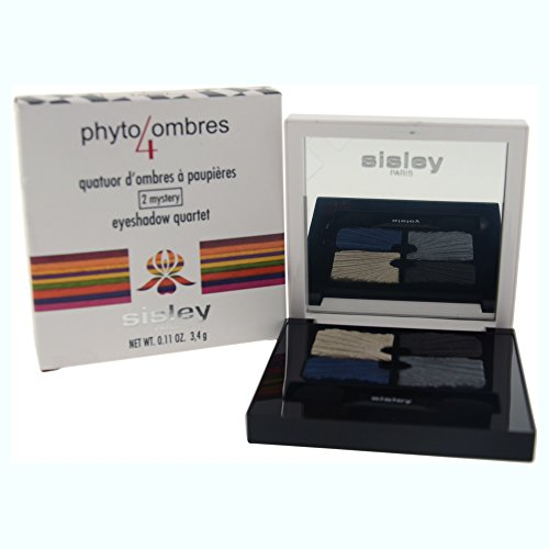 Sisley Phyto 4 Ombres Quartet Women s Eyeshadow, Mystery, 0.11 Ounce