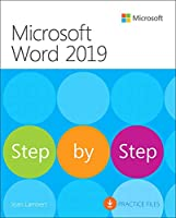Microsoft Word 2019 Step by Step Front Cover
