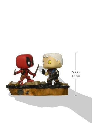 Funko Pop Marvel Cable Collectible Figure Multicolor 30972 Comic Moments-Deadpool Vs