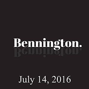 Bennington, Ron Funches, July 14, 2016 Radio/TV Program