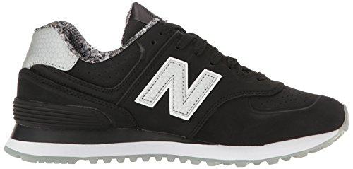 Maison Chaussures B d'être 39 Noir Noir Femme EU Breite New WL574 EU pour par 5 Balance wq6gxHEXtX