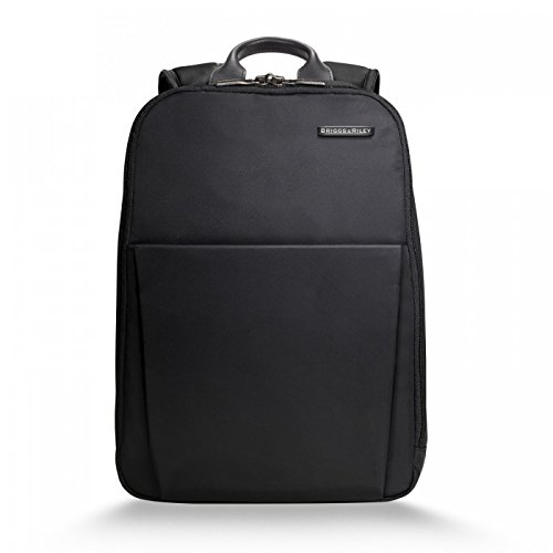 Briggs & Riley Sympatico Backpack, Black, One Size by Briggs & Riley