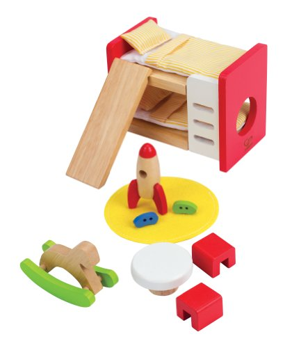 Review Hape Wooden Doll House