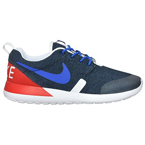 Zapatos de entrenamiento Rosherun Qs deporte - navy heather game royal university red 400