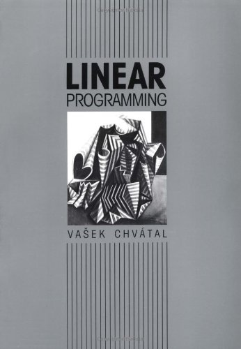 Linear Programming (Series of Books in the Mathematical Sciences)