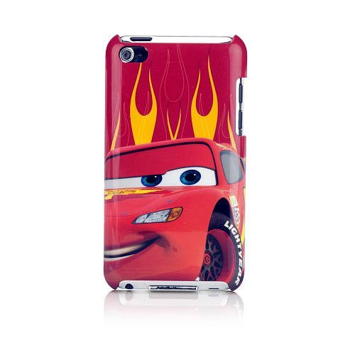 Disney Cars 2 Ipod Touch Case - McQueen