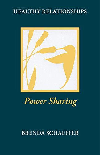 Power Sharing (Healthy Relationship Series)