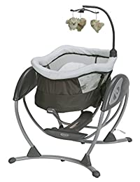 Graco DreamGlider Gliding Swing and Sleeper, Percy BOBEBE Online Baby Store From New York to Miami and Los Angeles