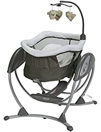 DreamGlider Gliding Swing and Sleeper, Percy