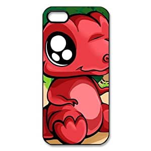 dinosaur Custom Printed Design Durable Case Cover for Iphone 5 5S