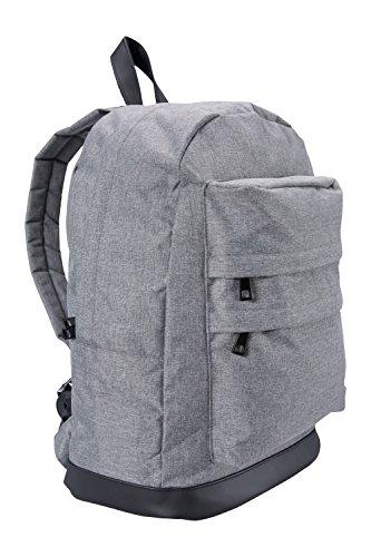 Mountain Warehouse Down Time Backpack Gris Espiga Talla única Gris Espiga