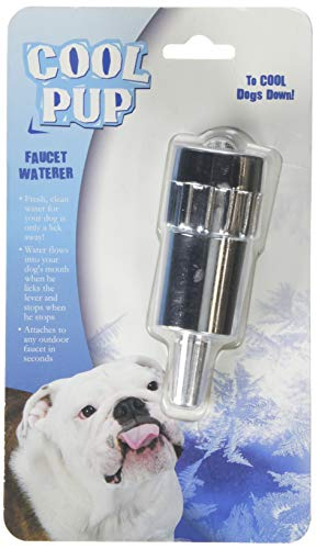 Cool Pup Faucet Waterers-Unique and Innovative Outdoor