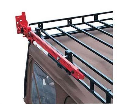 GARVIN 29904 Hi-Lift Jack Mount, Roof Rack, 4
