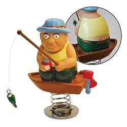 Bigmouth Inc Fishing Dashboard Shaker