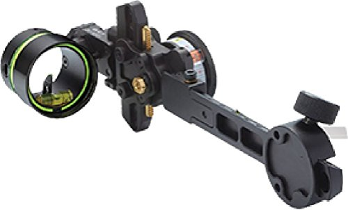 HHA TE-5510 LH Optimizer King Pin Tournament 5510 .010 Archery Sight, Left Hand
