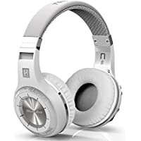 Bluedio Hurricane H(Shooting Brake) Bluetooth 4.1 Headphone for Mobile Phones - Retail Packaging - White