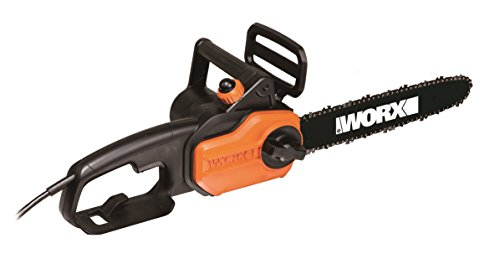Great Features Of WG305.1 14-Inch Electric Chainsaw with Auto-Tension