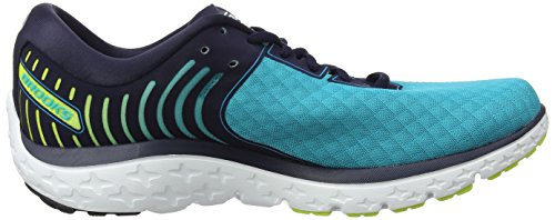 Multicolore de PureFlow Chaussures Bluebird 6 Brooks Limepunch Femme Course Peacoat Hv7qx4qnw