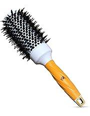 GKHair Professional Thermal Ronde Borstel Anti-Statische Haarborstel Vrouwen Drogen Haar Styling Curling Blow Drying Round Thermal Brush 53mm