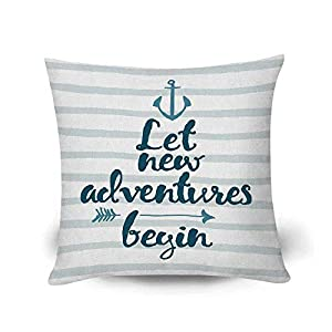 41qDkN7pkGL._SS300_ 100+ Nautical Pillows and Nautical Throw Pillows