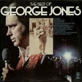Image result for george jones the best of george jones 1975 images