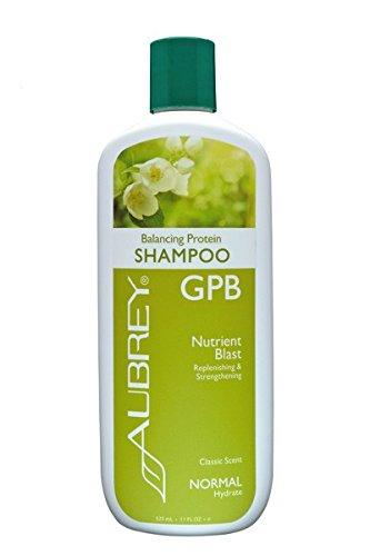 Aubrey Organics GPB Glycogen Protein Balancing Shampoo - 11 oz