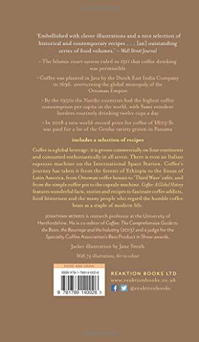 Coffee: A Global History (Edible)