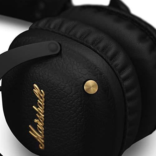 41qDm2DOcHL - Marshall Mid ANC Active Noise Cancelling On-Ear Wireless Bluetooth Headphone, Black (04092138)