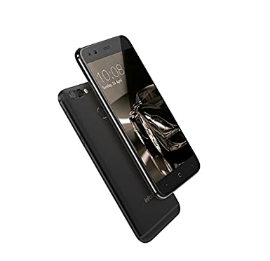 InFocus Snap 4 (Midnight Black, Four Camera Phone)