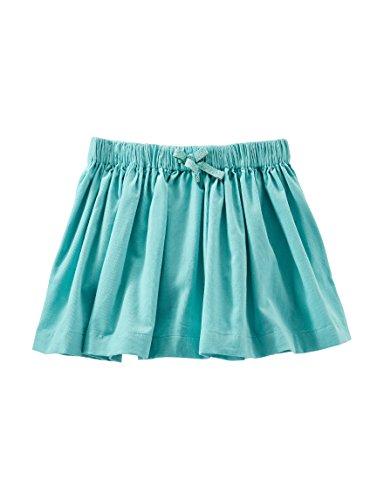 Oshkosh Girls Turquoise Skirt (3t) -