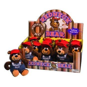 Forum Novelties 63544 Redneck Bear Novelty Party Supplies, Red