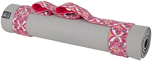Prana - Esterilla de yoga bolsa Holder, color Fuchsia Bali ...